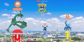 Pokemon Go Fest Legendary Pokemon