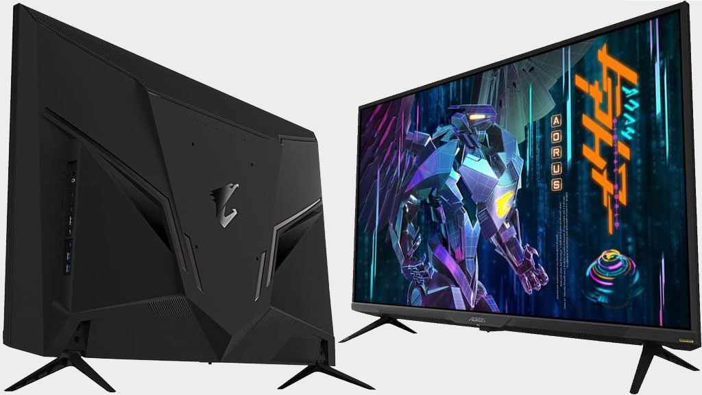 Gigabyte is launching a tricked out 43-inch quantum dot 4K gaming display