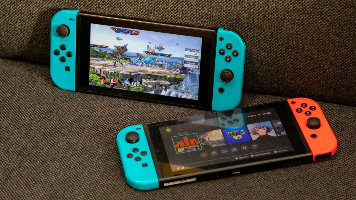Nintendo Switch with new battery tested, nearly doubles battery life
