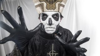 A press shot of Ghost