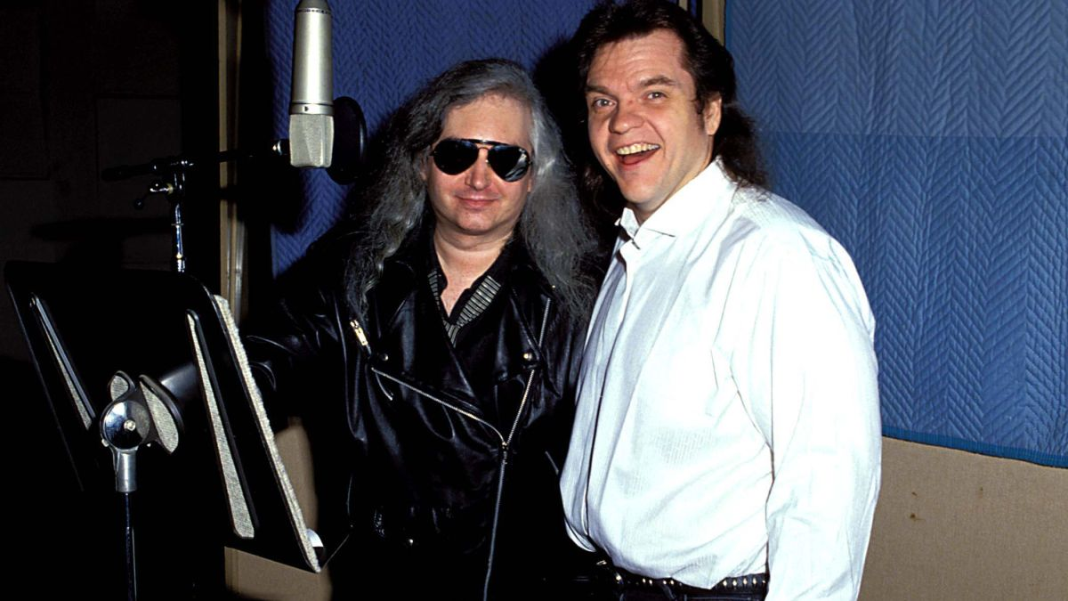 5 of Jim Steinman's greatest and grandest song collaborations
