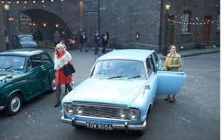 Trxie and Shealgh in the Call the Midwife Christmas special - A Christmas Day TV highlight