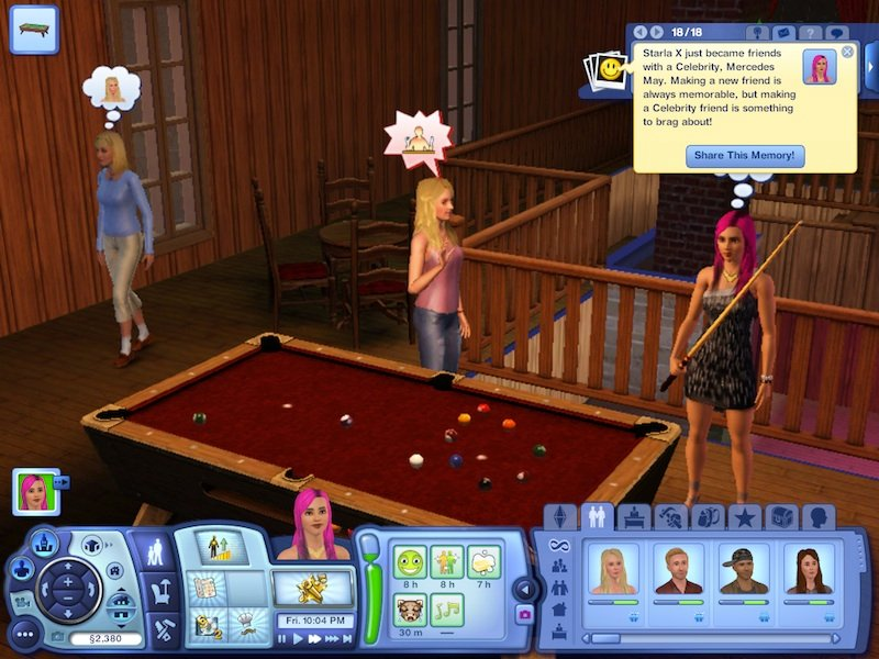 The Sims 3 Showtime Expansion Pack Review: Music, Magic And Acrobatics #21043