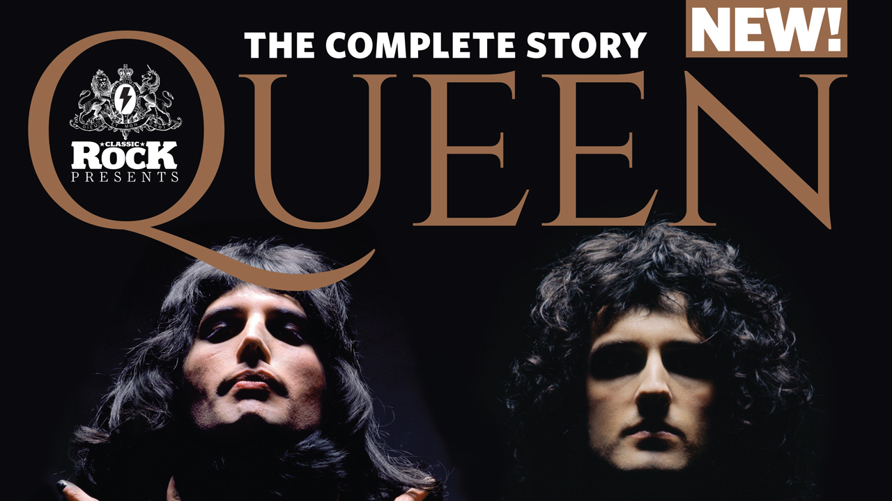Queen: Classic Rock Special Edition mag is on sale now | Louder