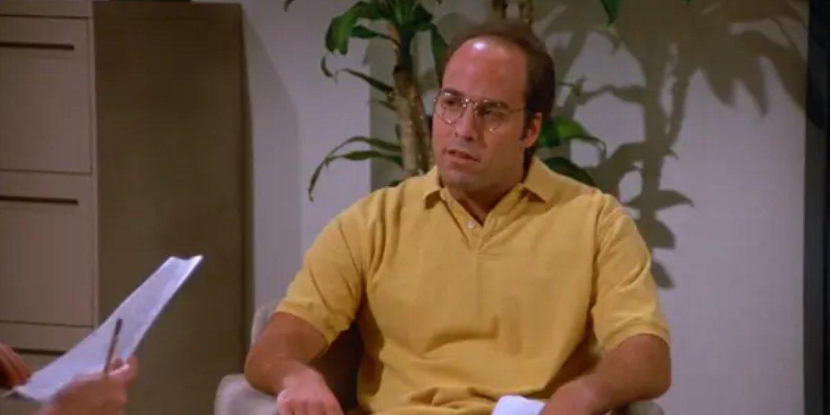 Jeremy Piven on Seinfeld
