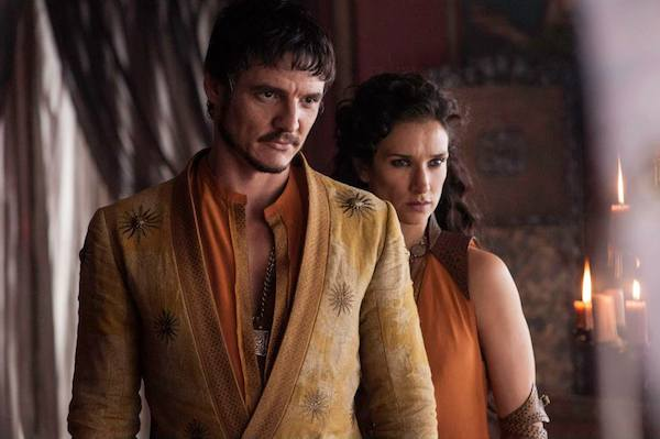 Oberyn and Ellaria