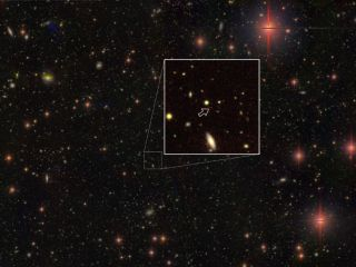 83 Gargantuan Black Holes Spotted Guzzling Down Dinner at the Edge of the Universe