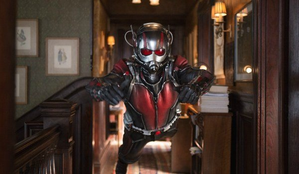 Ant Man Leaping