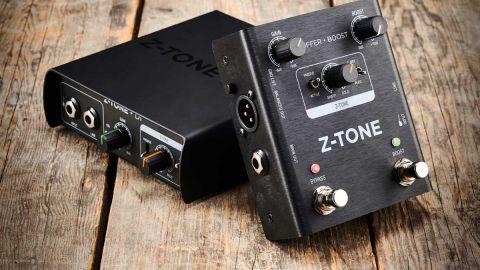 IK Multimedia Z-Tone Buffer Boost & Z-Tone DI review