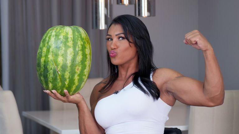 Miami Muscle: Alessandra Alves