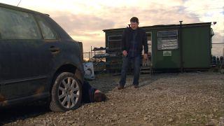 Paul kills Vinny in Emmerdale