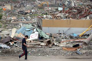 2011 Japan Earthquake Debris