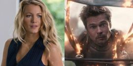 Blake Lively Trolls Ryan Reynolds About Not Getting To Meet Brad Pitt On Deadpool 2 Set