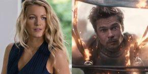 Blake Lively Trolls Ryan Reynolds About Not Getting To Meet Brad Pitt On Deadpool 2 Set