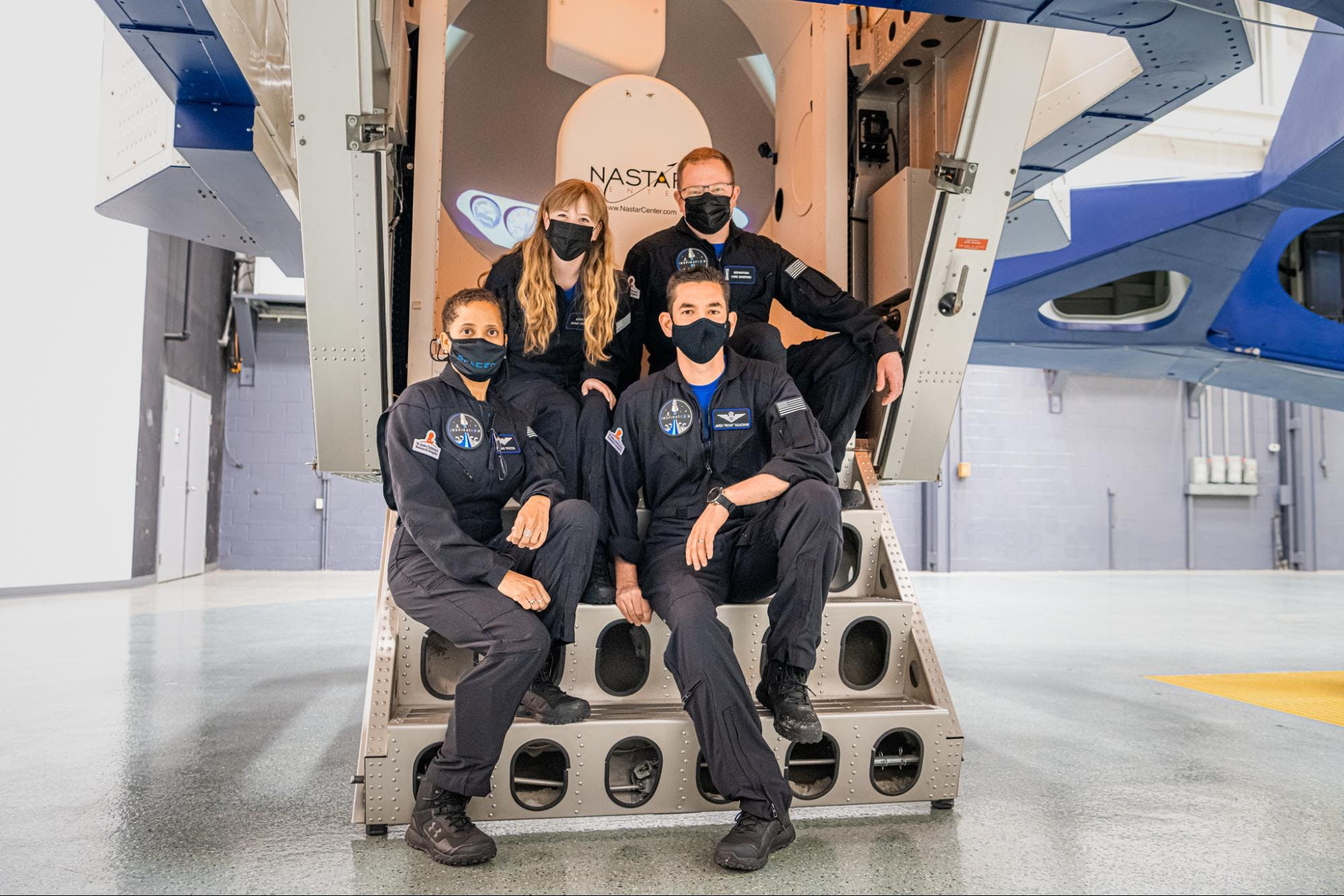 SpaceX's 20st private astronaut mission, Inspiration20, is just one ...