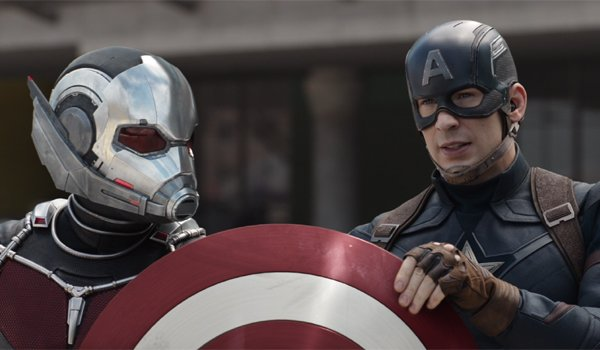 I believe this is yours, Captain America