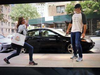 Tina Fey on '30 Rock' upfront reunion