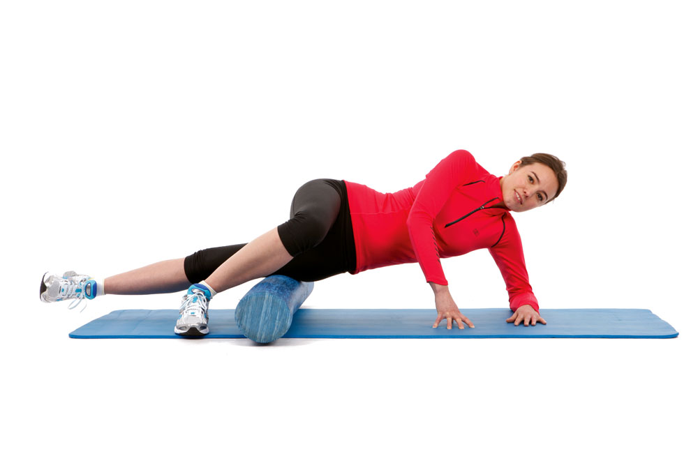 tight hip flexors and susceptible glutes