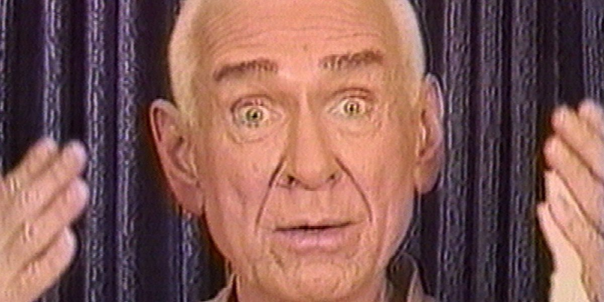Marshall Applewhite in one of the final Heaven's Gate vidoes