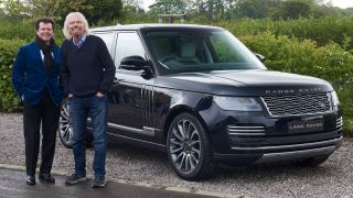 Land Rover Unveils Astronaut Edition Vehicle, for Virgin Galactic Space Tourists Only!