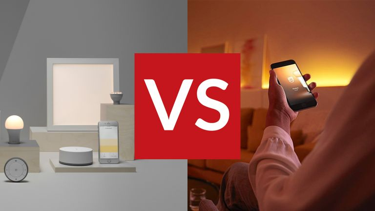 Philips Hue vs Ikea Tradfri