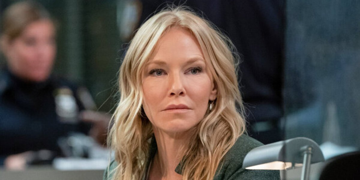 Law And Order: SVU's Kelli Giddish Reveals Another Perk Of Christopher Meloni's Return As Elliot Stabler