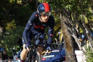 Tirreno Adriatico 2020 55th Edition 8th stage San Benedetto del Tronto San Benedetto del Tronto 101 km 14092020 Geraint Thomas GBR Ineos Grenadiers photo Roberto BettiniBettiniPhoto2020