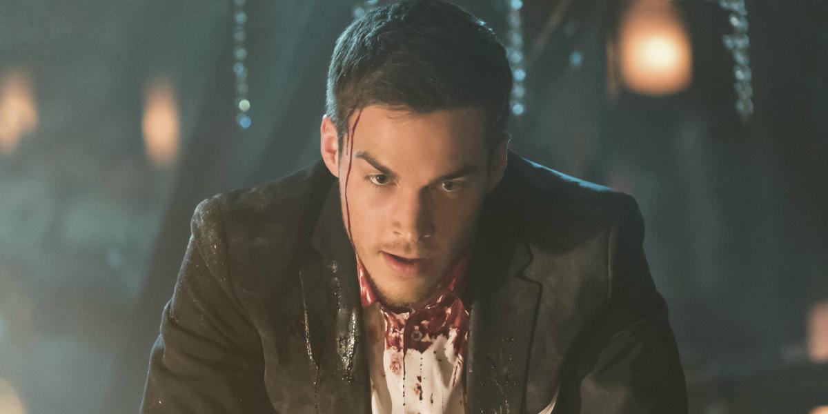 The Vampire Diaries Kai Parker Chris Wood The CW