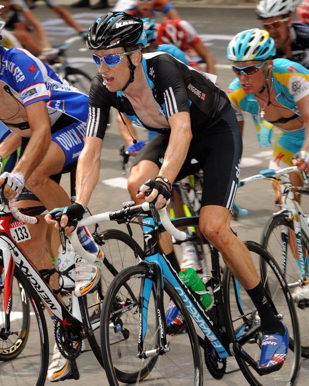 Bradley Wiggins, Tour de France 2010, stage 7