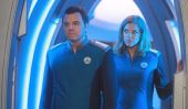 The Orville Review: Seth MacFarlane Brings Laughs And Action To Fox's Sci-Fi Romp