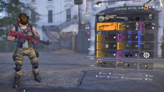The Division 2 endgame explained: Gear Score, Invaded