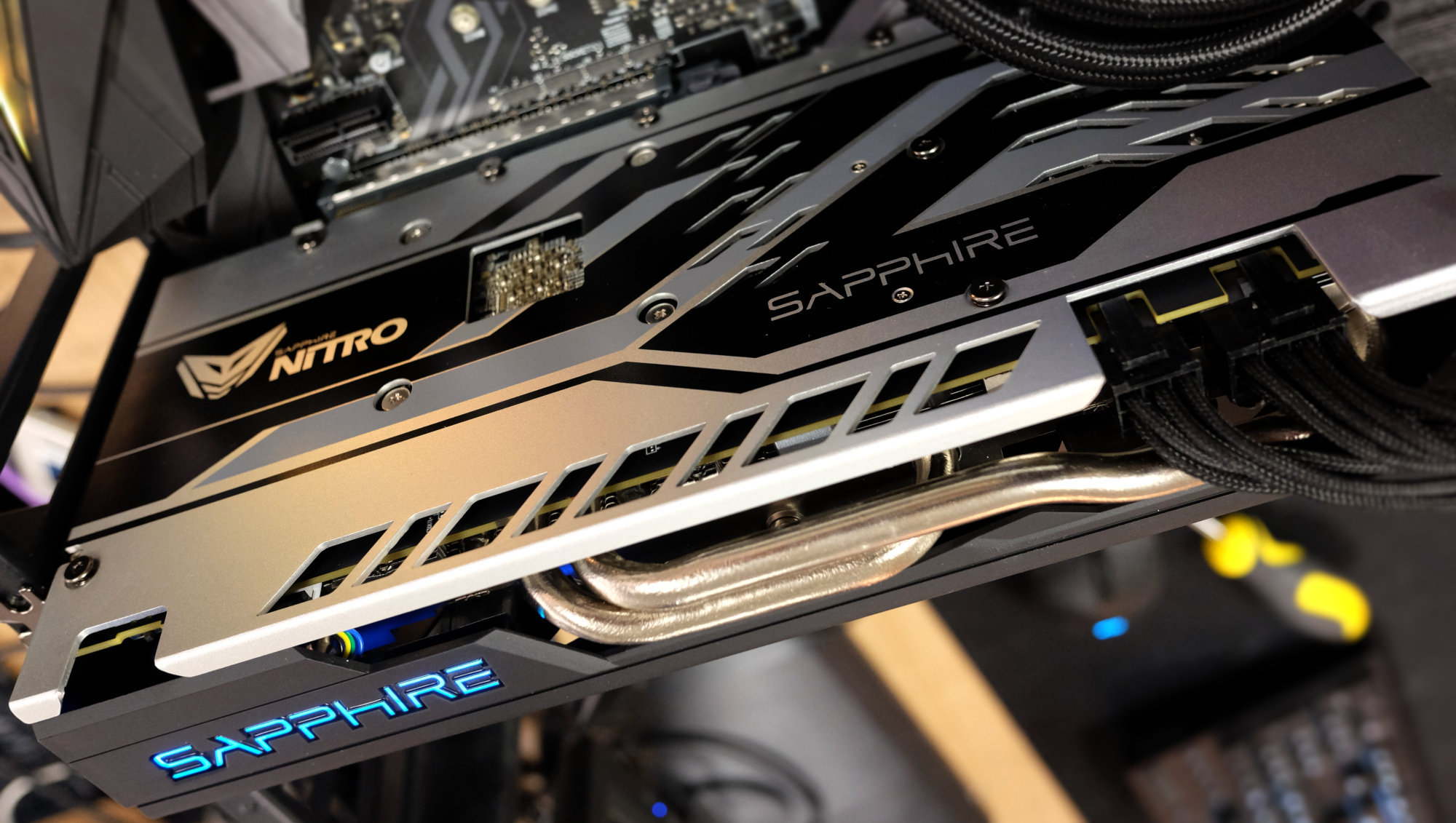 Sapphire Radeon RX 580 8GB Pulse Graphics Card GPU AMD