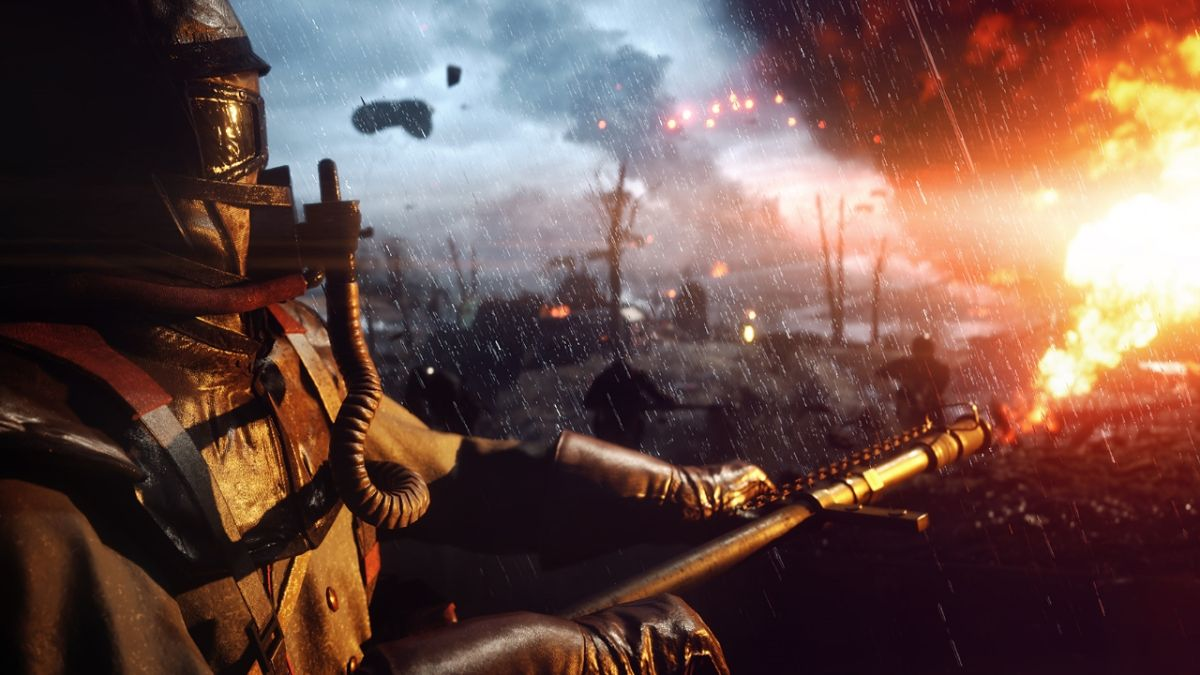 Battlefield 1 goes back to WW1... and feels like the most modern shooter of this generation