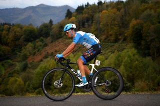 Israel Start-Up Nation's Omer Goldstein on his Grand Tour debut at the 2020 Vuelta a España