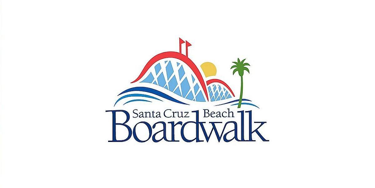 Santa Cruz Beach Boardwalk logo