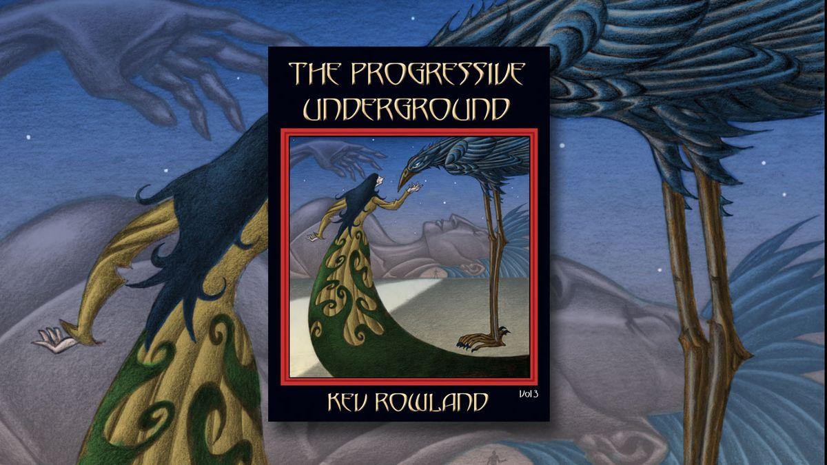 Kev Rowland releases volume three of The Progressive Underground