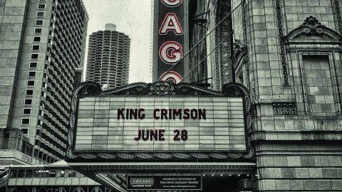 Cover art for King Crimson - Live In Chicago, June 28th 2017 album