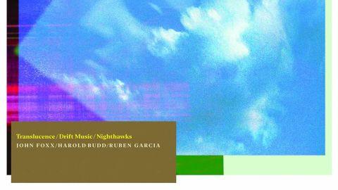 John Foxx, Harold Budd, Ruben Garcia - reissues album artwork