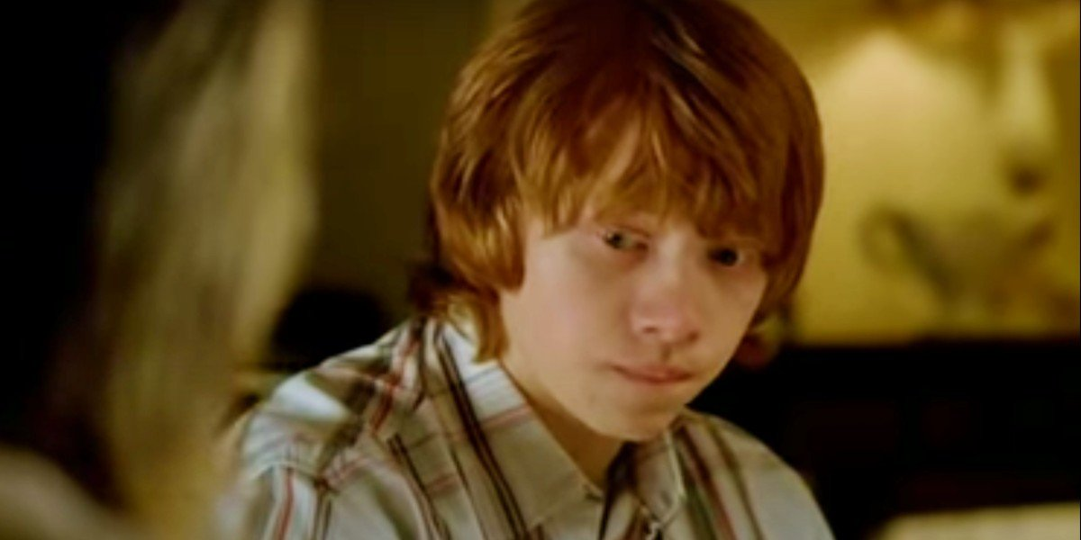 Rupert Grint in Driving Lessons