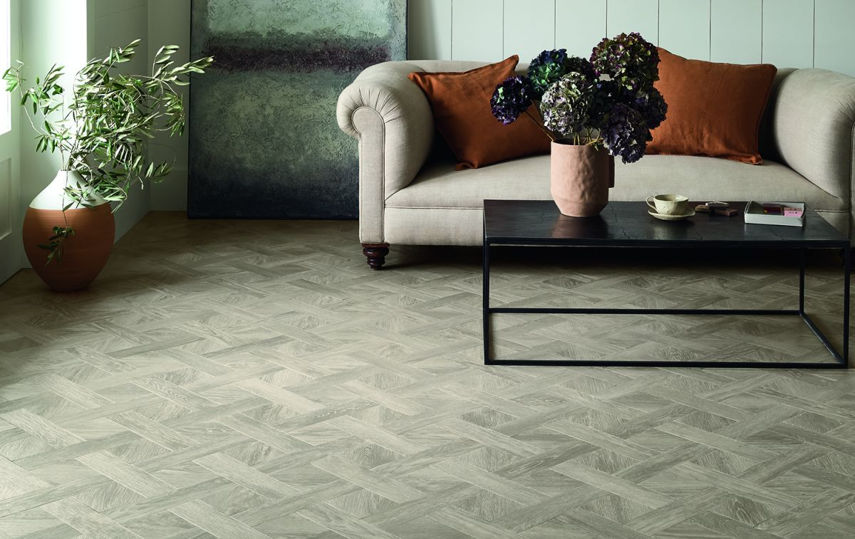 Who needs real wood or stone? These designs by Amtico make for perfectly stylish floors