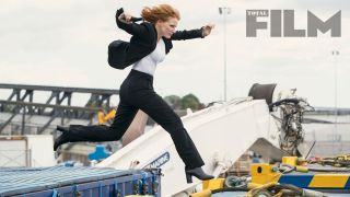 Jessica Chastain in The 355