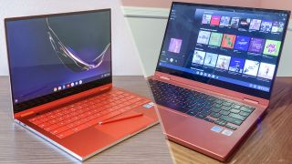 Samsung Galaxy Chromebook 2 vs. Galaxy Chromebook