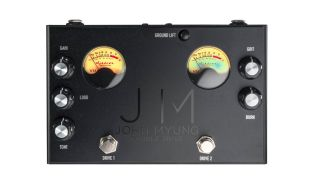 Ashdown Engineering's new John Myung Double Drive pedal