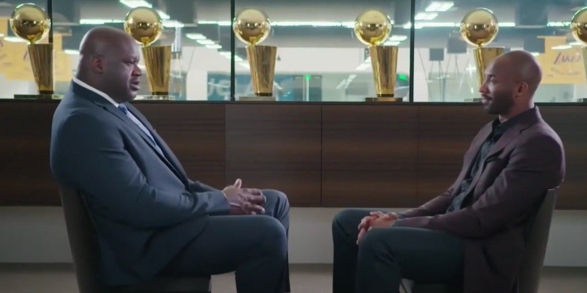 Shaquille O'Neal and Kobe Bryant on Players Only (2018)