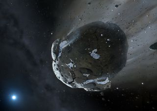 Watery Asteroid Science