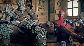 Deadpool and Korg