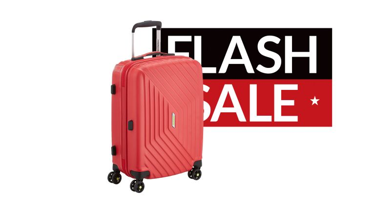 Save up to 60% on Samsonite and American Tourister suitcases for Amazon Prime Day | T3