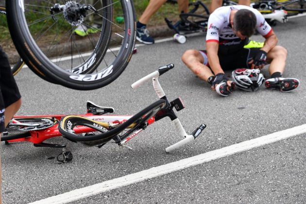 How to successfully bounce back after a crash - Cycling Weekly