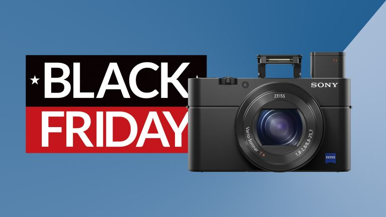 Sony RX100 IV Black Friday deals