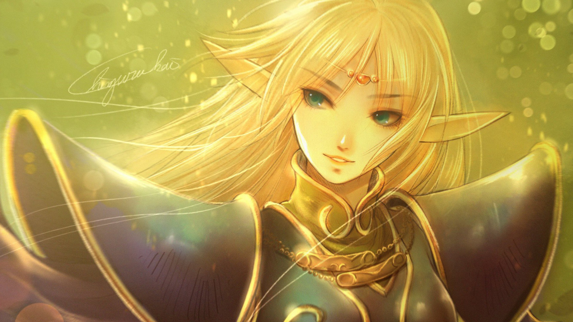 Record of Lodoss War is a gorgeous metroidvania featuring a cool elf, her bow, and bullet hell